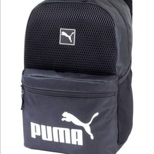 "Puma 18.5"" Generator Perforated Backpack Black"
